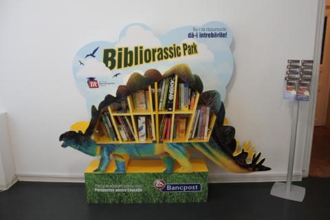 Bibliorassic Park